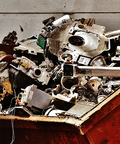 silnik z demontażu auta