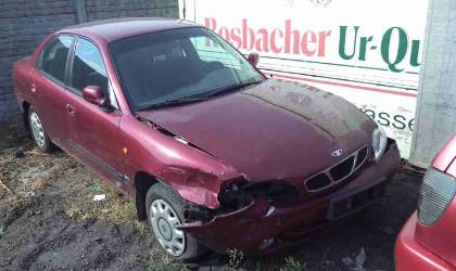 zniszczone aut osobowe