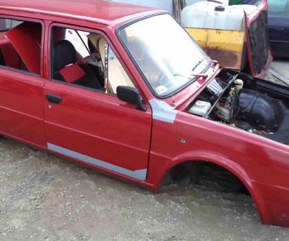 karoseria samochodu