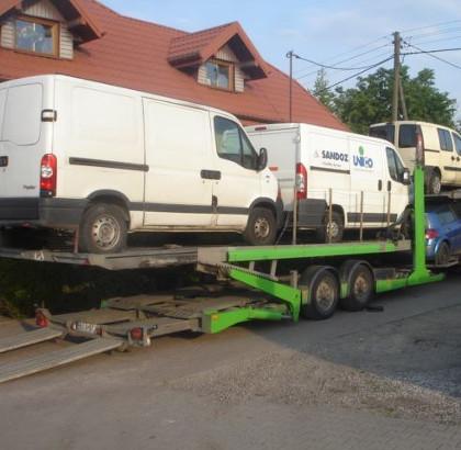 Nietypowy Okaz Skup aut dostawczych i busów | Auto-Kurek XE85