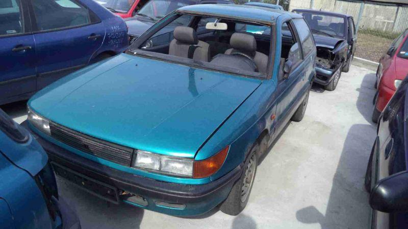 Zielone auto