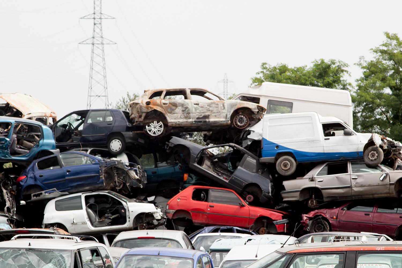 Złomowanie samochodu bez dowodu rejestracyjnego lub karty pojazdu