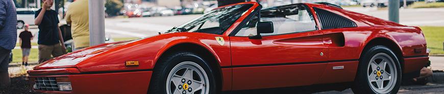 skup aut Ferrari