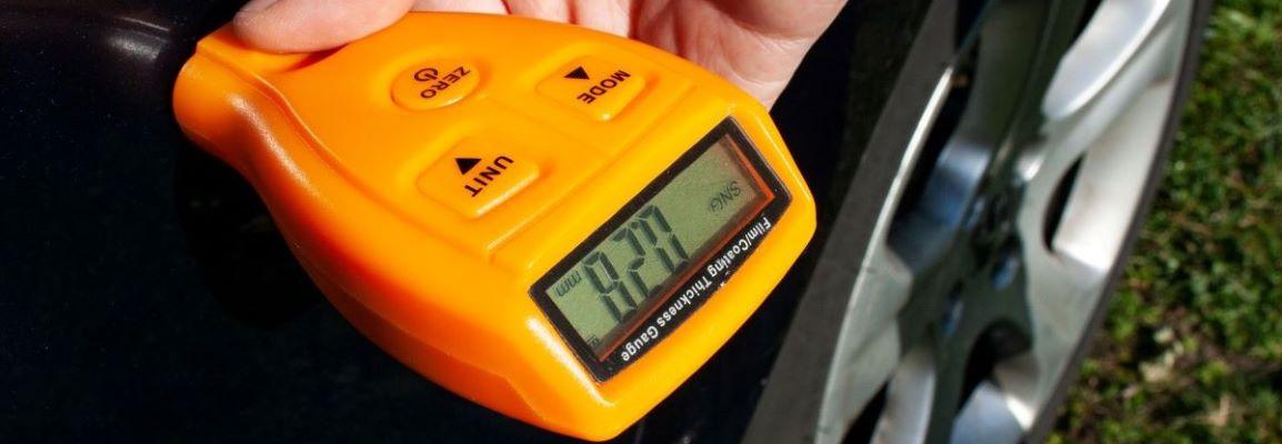 Pomiar grubości lakieru samochodowego – jak interpretować wyniki?